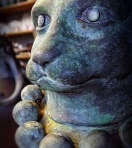 Cat Vessel Detail