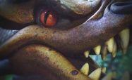 Dragon Eye Detail